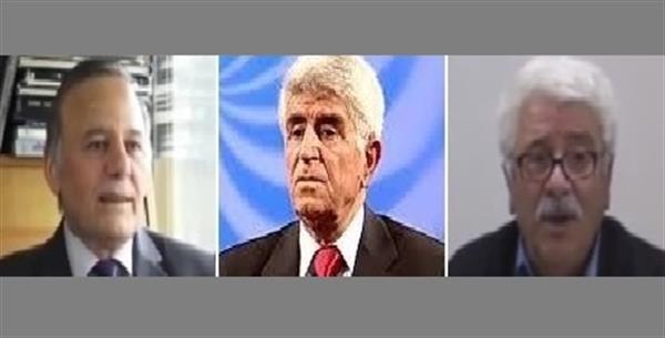 نمایندگان حزب دمکرات کردستان ایران، حزب کومله کردستان ایران و اتحاد فدائیان در گفتگو با اخبار روز