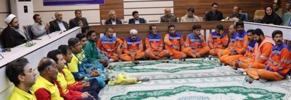 تبعیض رفتاری در برخورد با جامعه ی کارگر در جمهوری اسلامی