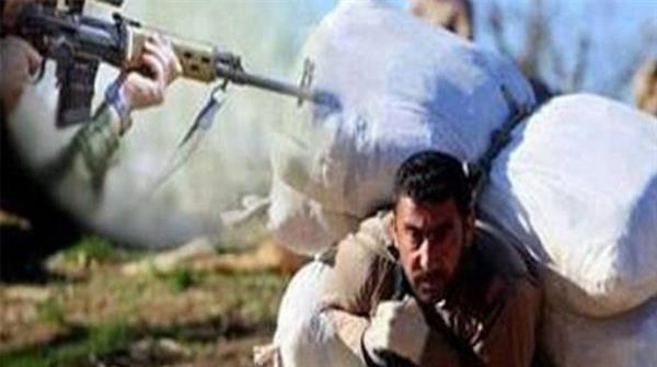 شلیک مستقیم و بدون اخطار نیروهای مسلح ایران زخمی شدن دو کولبر را در پی داشت