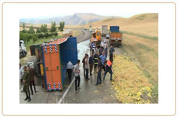 تصادف مرگبار جاده ای در محور سنندج به دیواندره