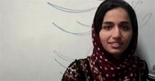 سرنوشت زهرا محمدی از فعالین مدنی کُرد کماکان در هاله ای از ابهام قرار دارد