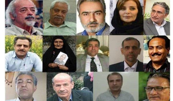 شماری از کنشگران داخلی ایران خواستار استعفای علی خامنه ای شدند