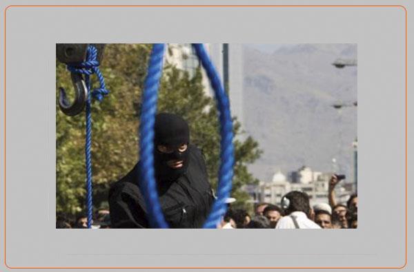 اعدام 6 زندانی در شهرهای مختلف ایران