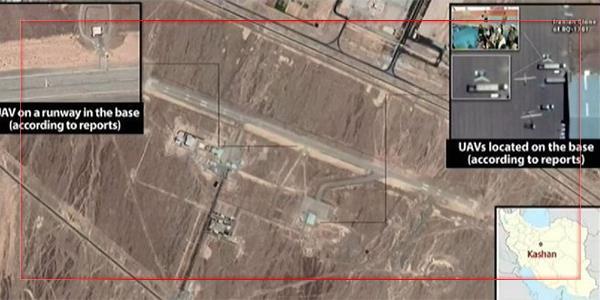 اسراییل: ایران در کاشان مرکز آموزش پهباد برای نیروهای نیابتی دارد