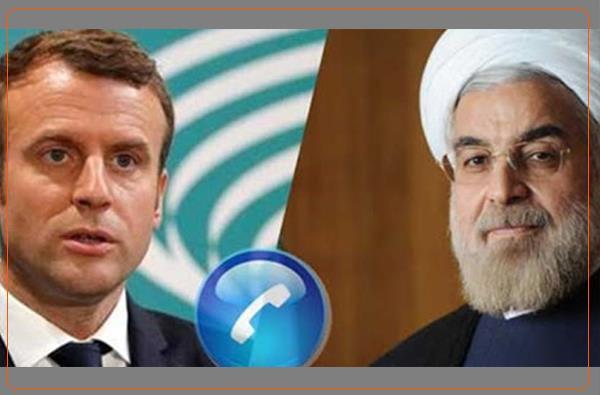 هشدار مکرون به ایران در خصوص عدم دخالت در امور لبنان