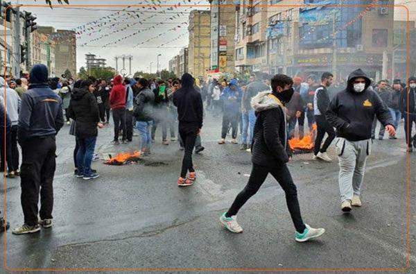 درخواست لغو حکم اعدام معترضان آبان ماه از سوی دیده بان حقوق بشر