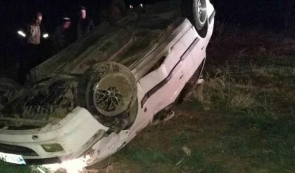 تصادف جاده ای منجر به مصدومیت سه شهروند بوکانی شد