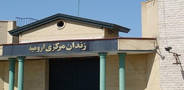 یک فعال سیاسی اهل ماکو جهت سپری کردن دوران محکومیتش بازداشت، و به زندان مرکزی ارومیه منتقل شد