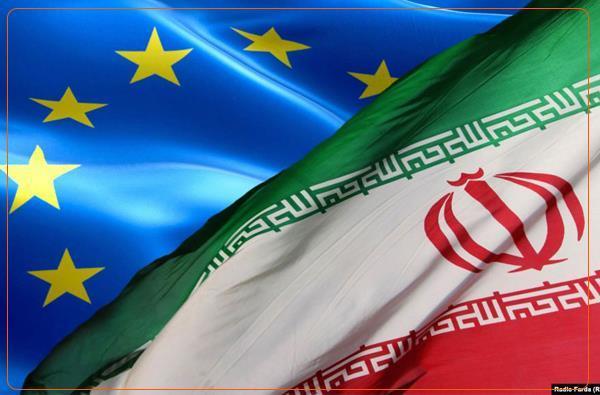 تجارت ایران با اروپا به یک چهارم کاهش یافته است