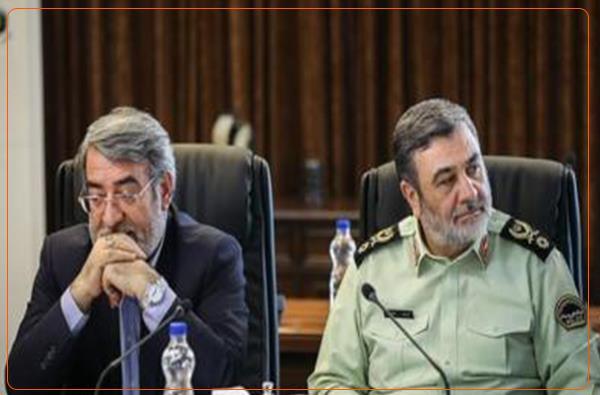 تحریم وزیر کشور رژیم ایران و چندین فرد و نهاد دیگر از سوی آمریکا