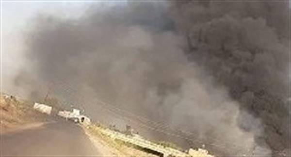 حمله مجدد به پایگاه های نیروهای نیابتی سپاه در عراق