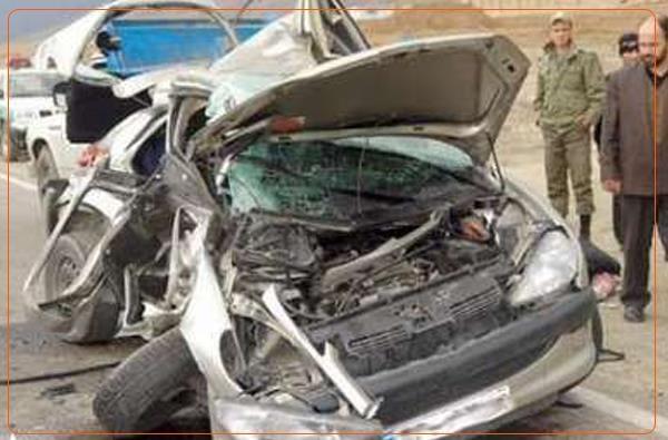 در سه ماه نخست سال جاری بیش از 4 هزار تن در جاده های ایران جان خود را از دست داده اند