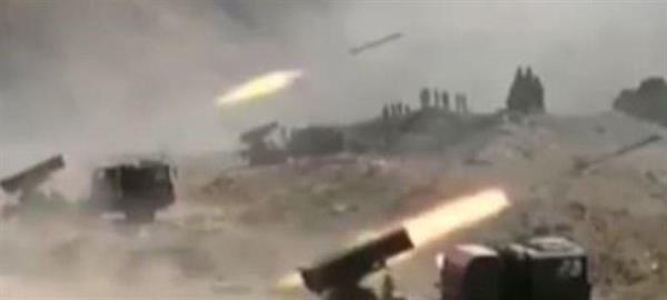 در راستای ملیتاریزه کردن منطقه، سپاه مانور نظامی در ماکو برگزار کرد