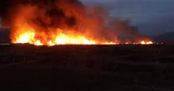 وقوع آتش سوزی در زندان ارومیه