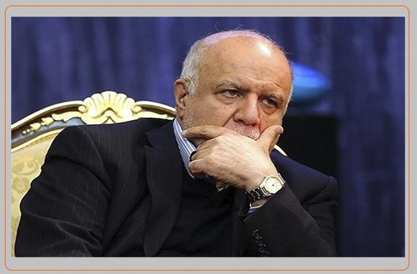 تحریم وزیر نفت ایران و چندین فرد و نهاد مرتبط از سوی آمریکا