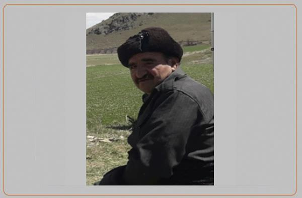 درگذشت برادر یکی از فعالین جانباخته ی کومه له در مهاباد