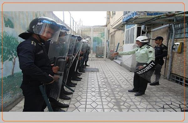 تکمیلی/ مجروح شدن دستکم ٣٠ زندانی در جریان ضرب و شتم از سوی گارد زندان در ارومیه