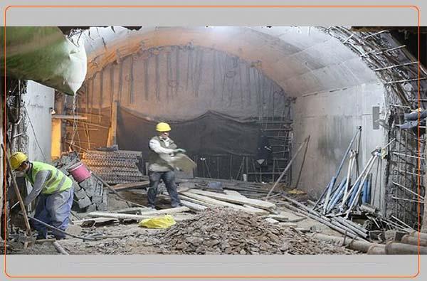 مرگ ٣ کارگر در متروی توحید تهران