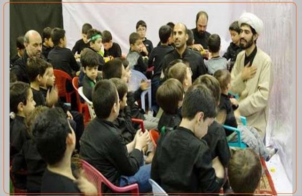 سایه سنگین برنامه های  آیدیولوژی مذهبی در مدارس ایران
