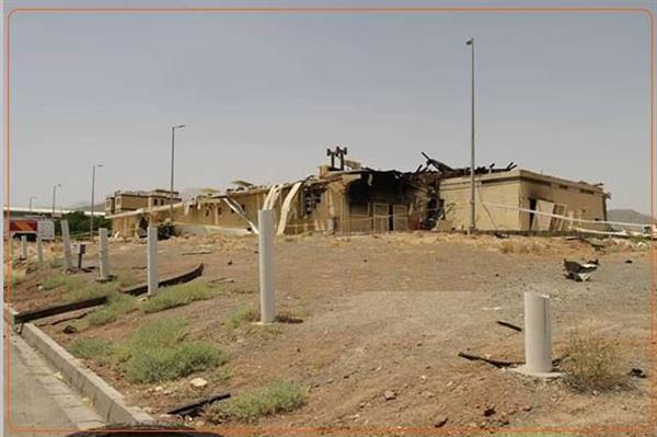 ساخت تاسیسات زیر زمینی اتمی از سوی ایران