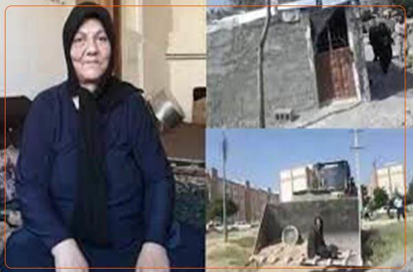 تداوم تخریب منازل مسکونی شهروندان در فدک کرمانشاه