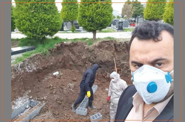 گاه شمار کرونا در ایران: مرگ 185 نفر دیگر بر اثر بیماری کرونا در 24 ساعت گذشته