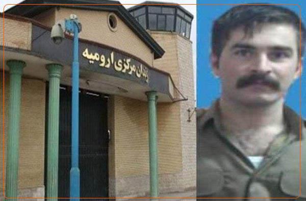 وضعیت جسمانی نامناسب یک زندانی سیاسی کورد در زندان ارومیه