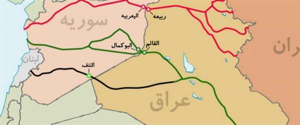 گزارشی اجمالی از اهداف ساخت و احداث پایگاه نظامی ایران در مرز عراق و سوریه