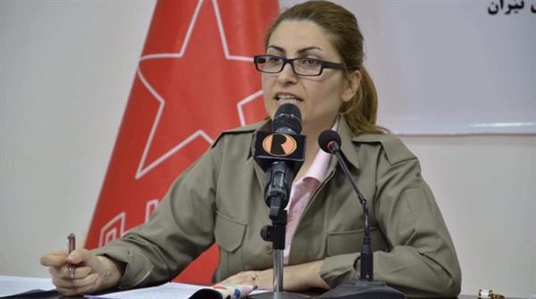 گفتگویی کوتاه به مناسبت 8 مارس با دلنیا رحیم زاده از اعضای هیئت مدیریت سازمان زنان کردستان ایران