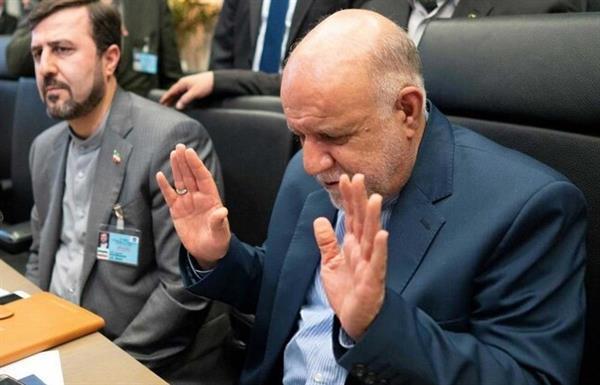 وزیر نفت/ تصمیم اوپک برای تمدید کاهش نفت، تصمیمی یکجانبه از سوی روسیه و همکاری عربستان بوده است