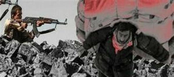 طی هفت روز گذشته شش کولبر در مناطق مرزی کردستان کشته و زخمی شده اند